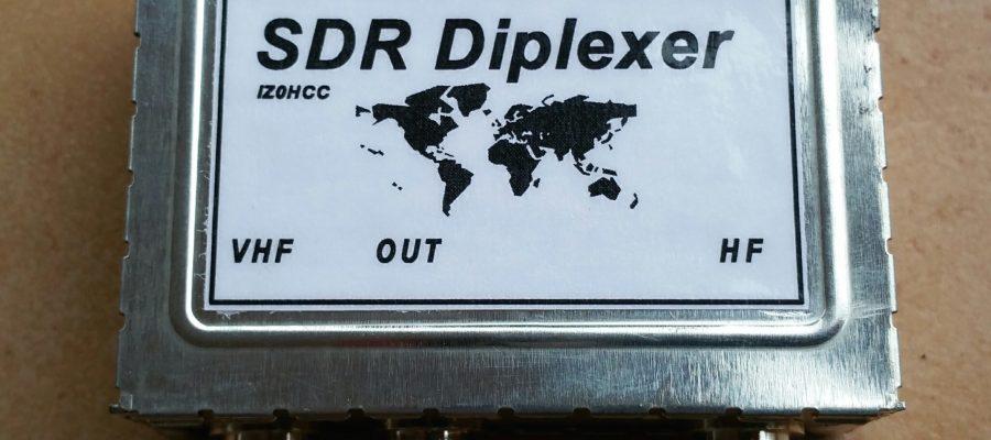 Diplexer SDR IZ0HCC