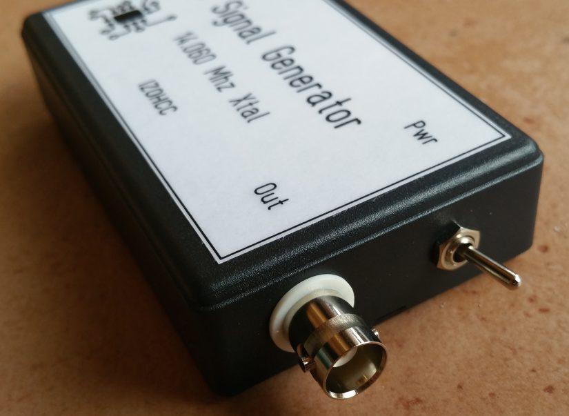 S9 Generator IZ0HCC