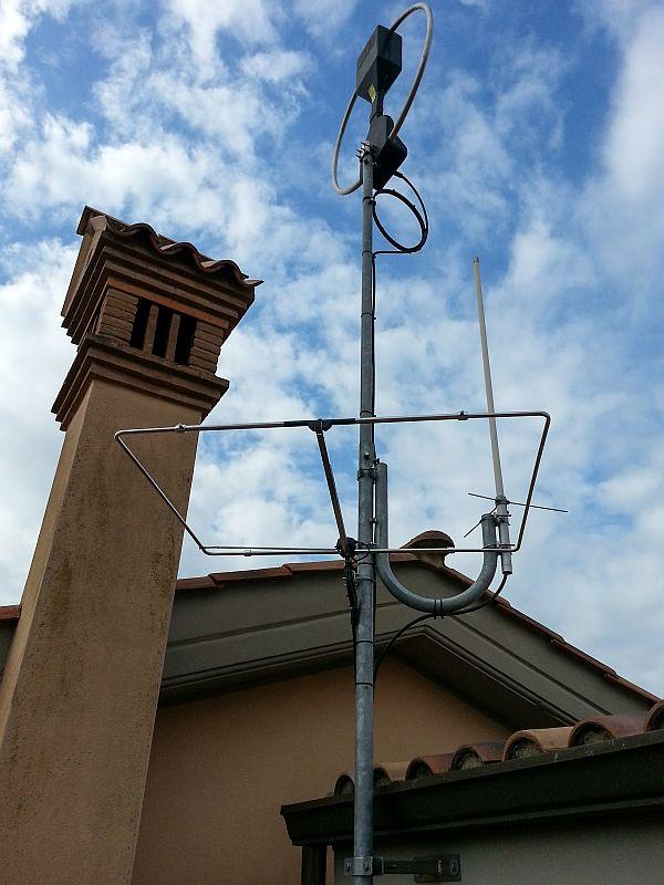Antenne IZ0HCC