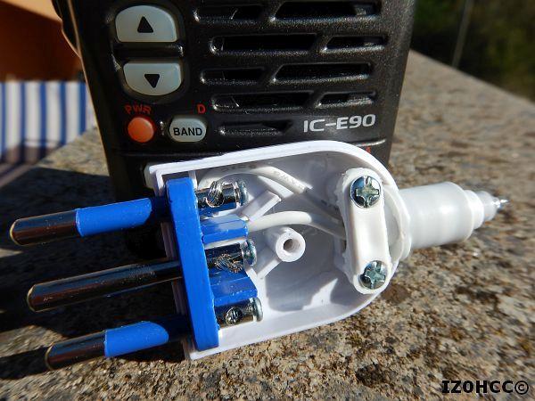 IZ0HCC Live Detector