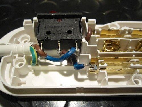 IZ0HCC Filtro di Rete