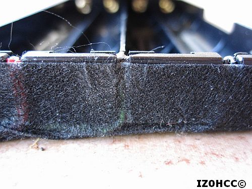 IZ0HCC Modifica FT817 Eneloop