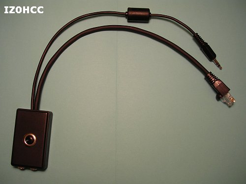 IZ0HCC Hands Free Interface