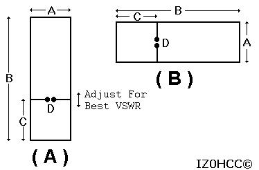IZ0HCC Hentenna UHF