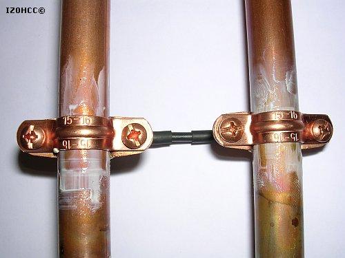 IZ0HCC Jpole VHF