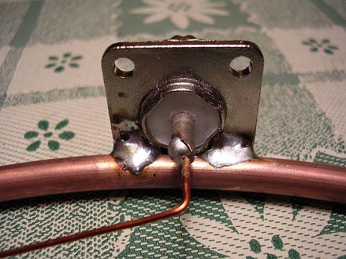 IZ0HCC Mag Loop VHF