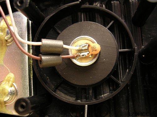 IZ0HCC Modifica MH31 Electret