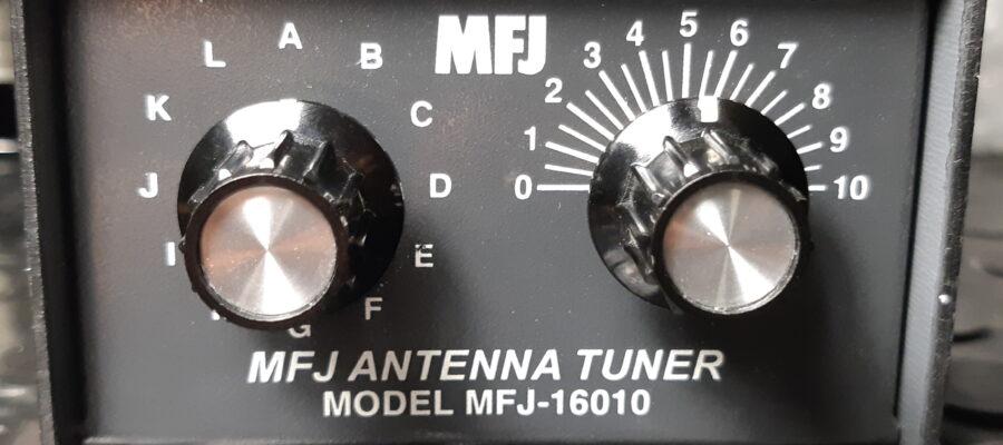 MFJ-16010 Random Wire IZ0HCC