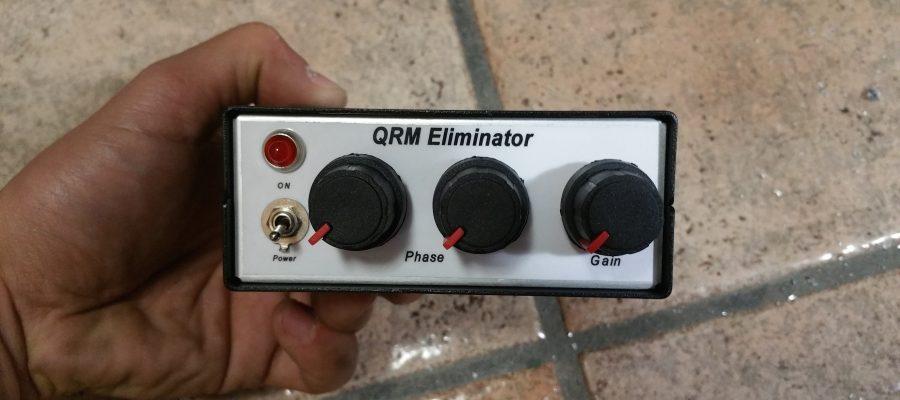 QRM Eliminator - XPhase - IZ0HCC