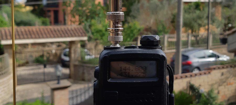 Zed UHF DIpole IZ0HCC